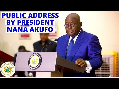 Asian Student Asks Pr. Nana Akufo -Addo to explain the Relationship between Africa and China