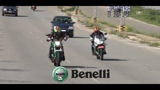 Best Sounding Bikes - INDIA: Benelli 302R #BikersIN