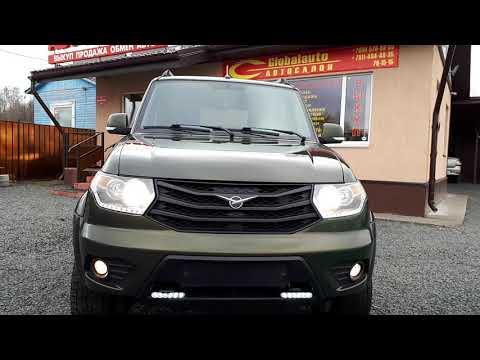 Купить Уаз Патриот в Автосалоне Globalavto Петрозаводск