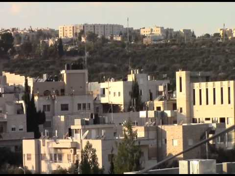 Aida Refugee Camp and Shrinking Bethlehem