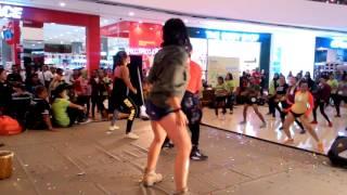 Zumba dance kupang
