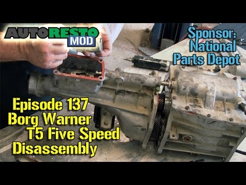 t 5 borg warner t5 five speed tear down disassembly. Black Bedroom Furniture Sets. Home Design Ideas
