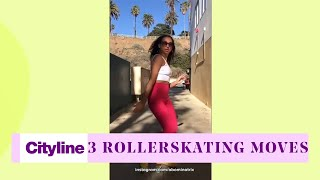 3 simple moves every beginner roller skater should know