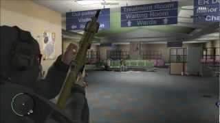 GTA 4 Slow Motion Kills