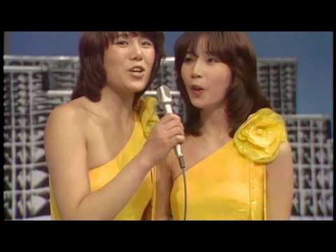 1976.12.20 Pink Lady - Unusual short performance D01P01 ピンク・レディー 51.12.20