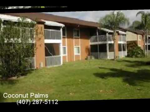 Coconut Palms Apartments For Rent In Orlando, FL   YouTube