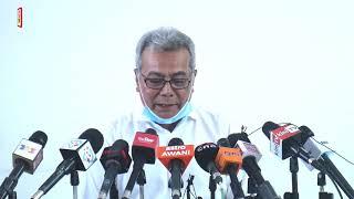 'Saya tidak sesekali akan letak jawatan' - Mohd Redzuan Yusof