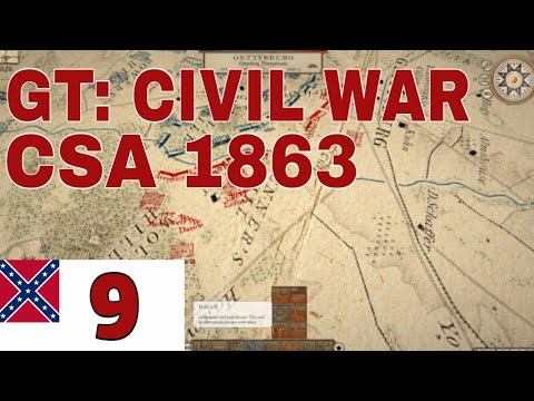 Whipping Sherman in Mississippi - Grand Tactician: the Civil War - CSA 1863 #9