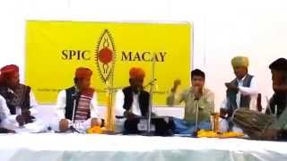 Dulhe ka sehra suhana lagta hai by peeyush shishodia with Roze khan ji and group from spic macay
