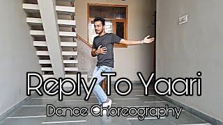 Yaari : Nikk Ft Avneet Kaur | Shivankur Vashisht | Dance Choreography | Dheeraj Utreja