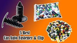 5 Best Car Auto Fastener & Clip