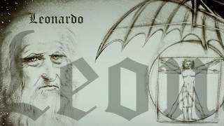 DISEGNI CON LA SABBIA | Leonardo da Vinci | Sigla per la premiazione