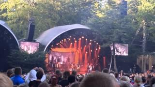 Rasmus Seebach - En Øde Ø Live (Skanderborg, smukfest 09.08.14)