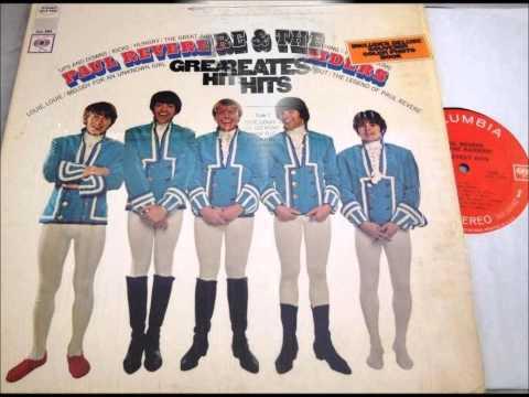 Louie Louie , Paul Revere & The Raiders , 1967 Vinyl