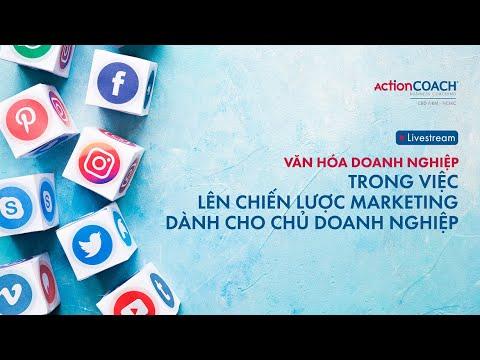 Văn hoá doanh nghiệp trong việc lên chiến lược Marketing | Anna Hằng Nguyễn | ActionCOACH CBD Firm