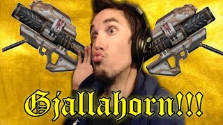 GJALLAHORN AT LAST!!