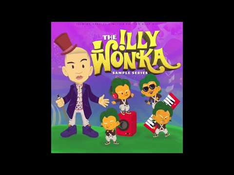 NEW Illmind Sample Pack for music producers - Illy Wonka Sample Loops