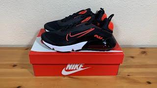 Nike Air Max 2090 Black Bright…