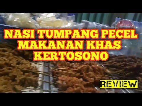 nasi-tumpang-pecel-khas-nganjuk-kertosono---video-kuliner