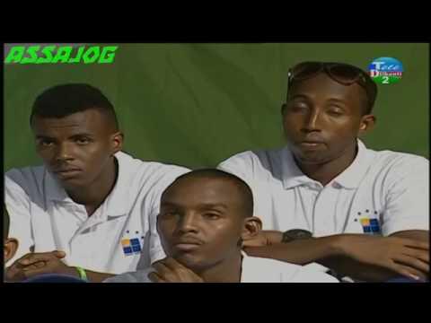 Djibouti: Barnaamijka ciyaaraha iyo Xulka Asas/Djib Telecom