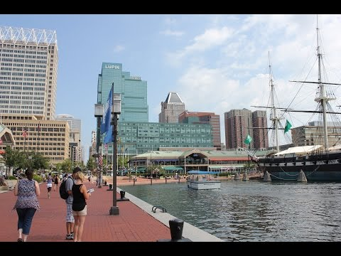 Inner Harbor Attractions - Baltimore, MD