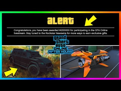 GTA Online After Hours DLC Update - UNLIMITED FREE CARS, INSANE FREE MONEY, NEW VEHICLES & MORE!