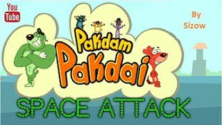 PAKDAM PAKDI SPACE ATTACK OFFICIAL TRAILER || NICK TV| BY SIZOW FOR KIDS | IN FULL HD 1080p