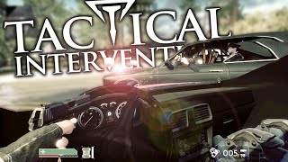 TACTICAL DRIVING SCHOOL | Tactical Intervention