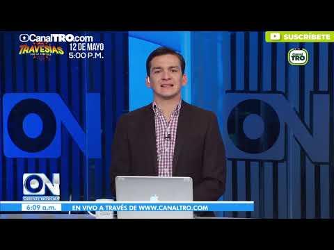 Oriente Noticias Primera Emisión 09 de mayo