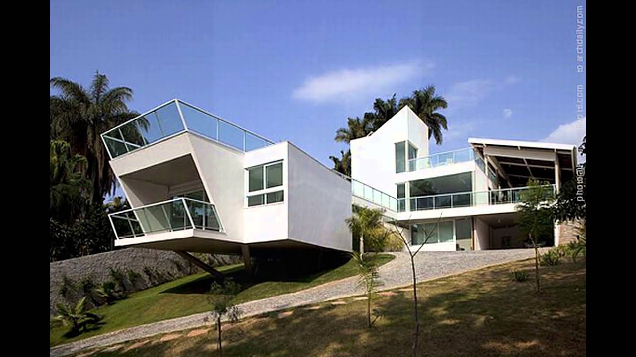 Great Modern Architecture Design News and Magazine to Build Smart House Plans  YouTube