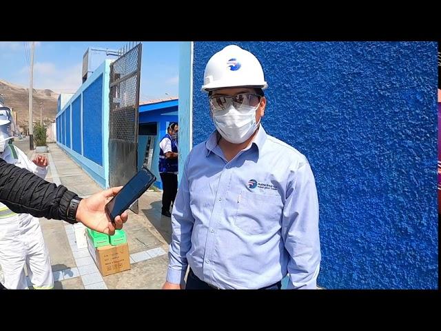 Industria pesquera donó implementos de bioseguridad a Minsa y EsSalud en Coishco