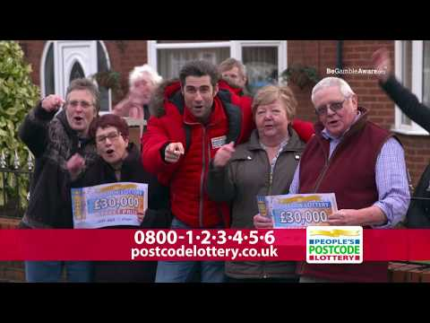 #PPLAdvert - Let Them In - April Play - People's Postcode Lottery