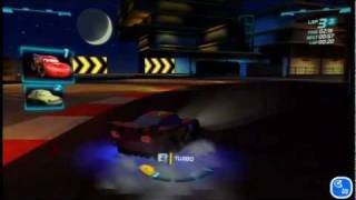 Cars 2 - First 10 Minutes - [Nintendo Wii]
