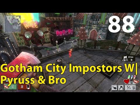 [88] GCI Bros (Let's Play Gotham City Impostors) I got Slamm3d