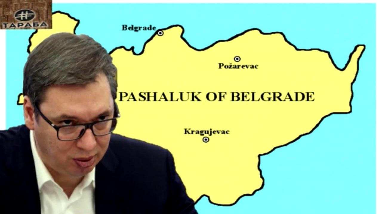 Vucic Razotkriven Srbija Uskoro Postaje Beogradski Pasaluk