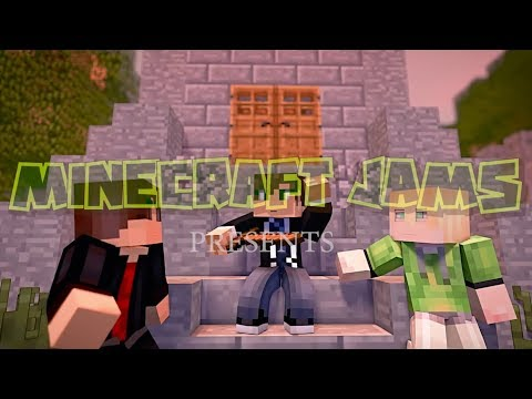 Minecraft  /♫ 5 MC Jams favorite Songs of Summer 2018 ♫ Minecraft Videos with Music
