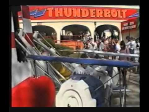 Family trip to Dreamworld Gold Coast, May 1996 (home video)