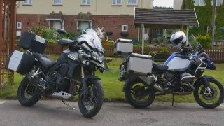 Motorcycle Tour South England and South Wales