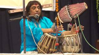 Pandit Anupam Rai Lecture Dimonstration of Tabla