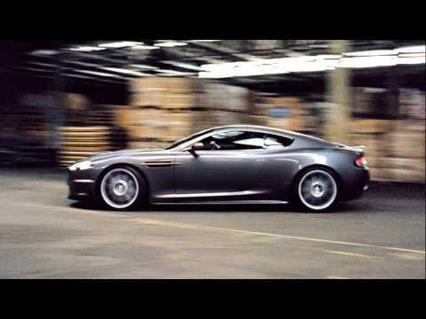 2008 Aston Martin Dbs Youtube