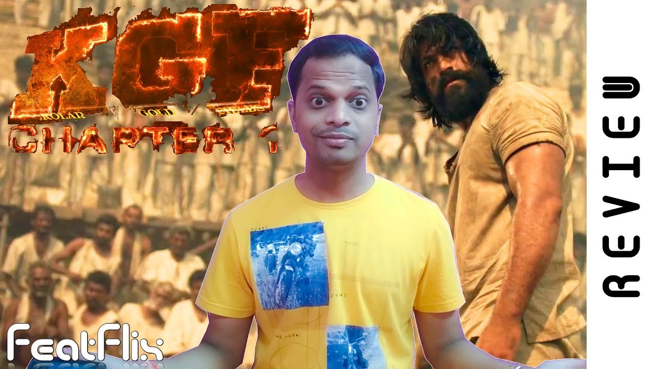 Kgf Chapter 1 2018 Action Drama Movie Review In Hindi Featflix