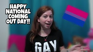 LGBT | LDR | NATIONAL COMING OUT DAY! | LIFE UPDATE