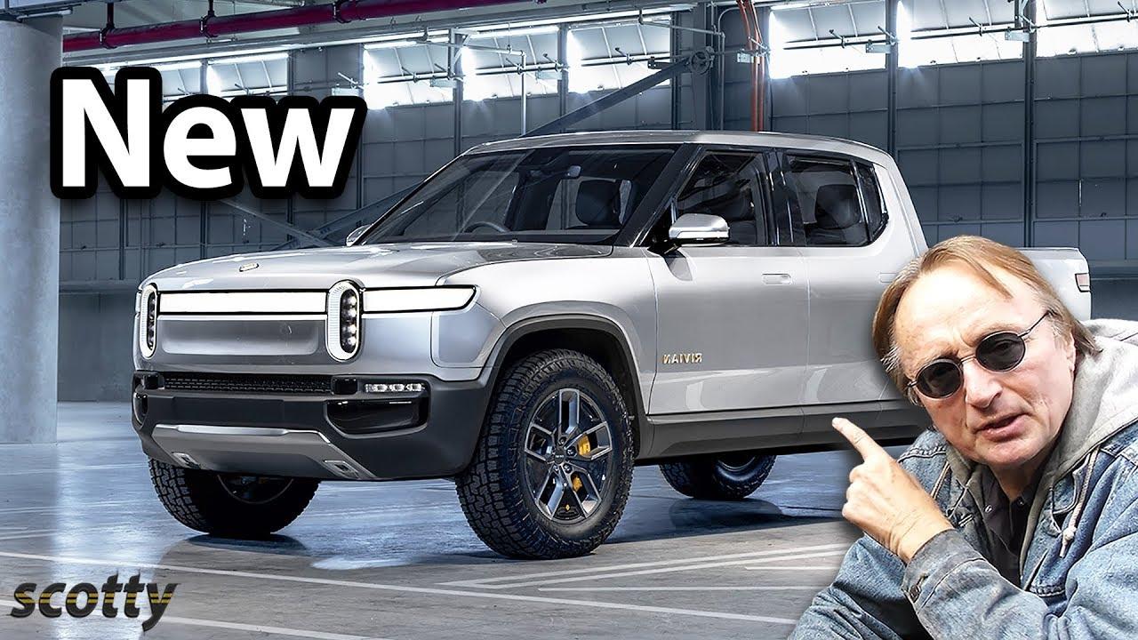 The Future of Pickup Trucks
