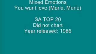 Mixed Emotions - You want love (Maria, Maria).wmv