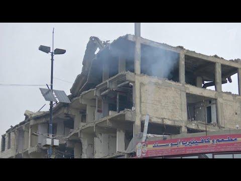 В сирийской провинции