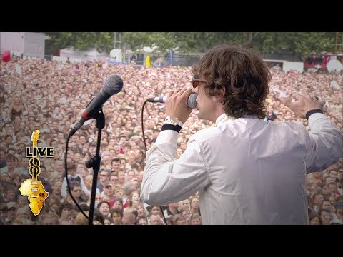 Coldplay / Richard Ashcroft - Bittersweet Symphony (Live 8 2005) mp3