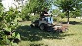 Grasshopper 900D - POWER & TORQUE in a Lawn Mower! - YouTube