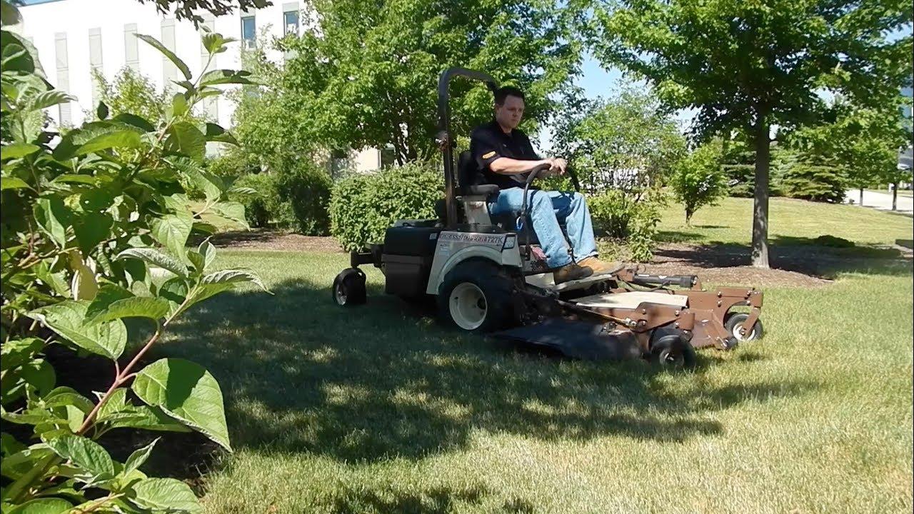 zero turn mowers | Fully Equipped