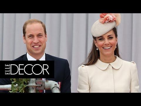 This Is Why Prince William and Duchess Catherine Don't Hold Hands in Public | ELLE Décor
