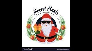 Secret Santa 2018 - Unwrapping